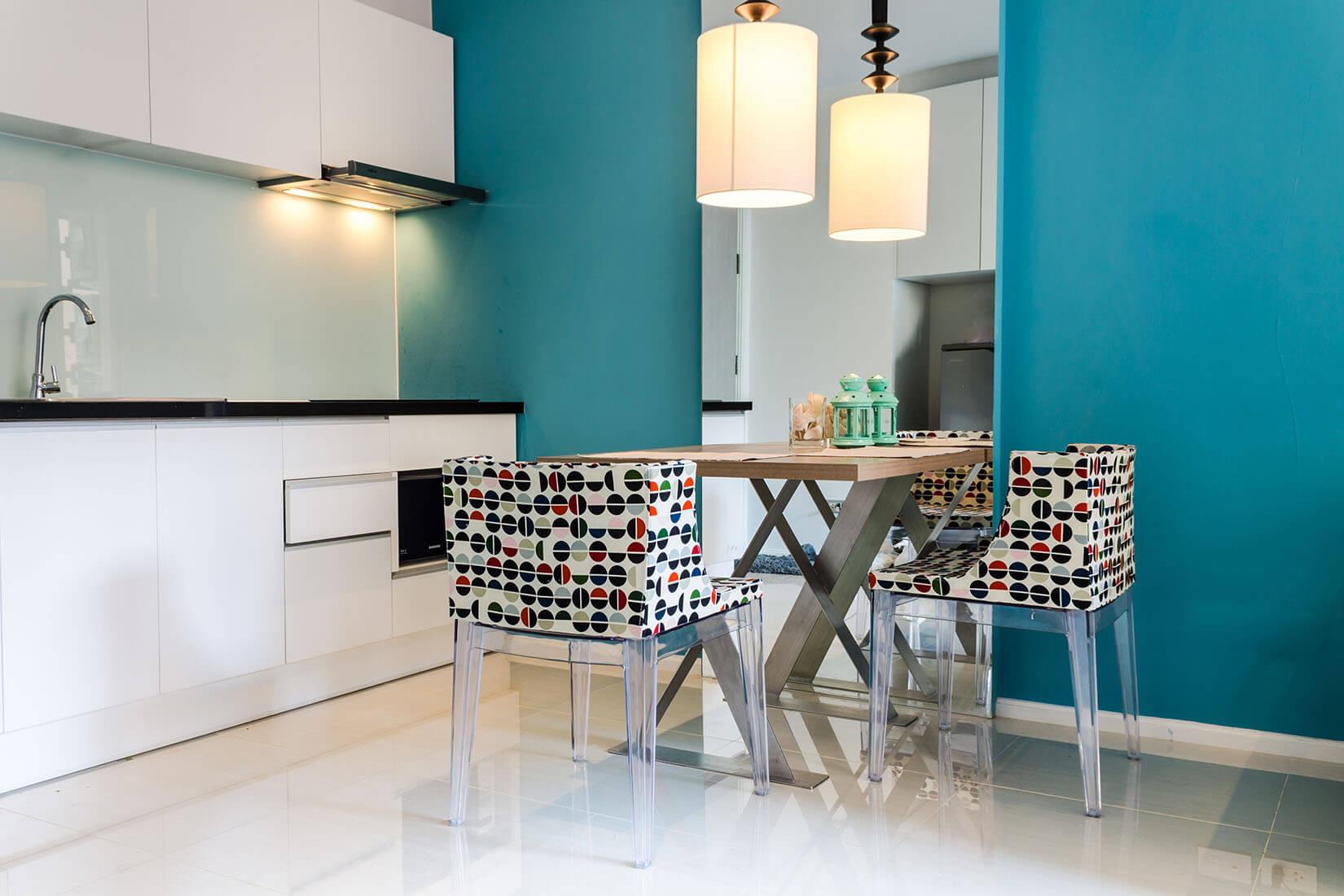 Spot Au Dessus Evier Cuisine petite cuisine mais pratique - ma construction & rénovation