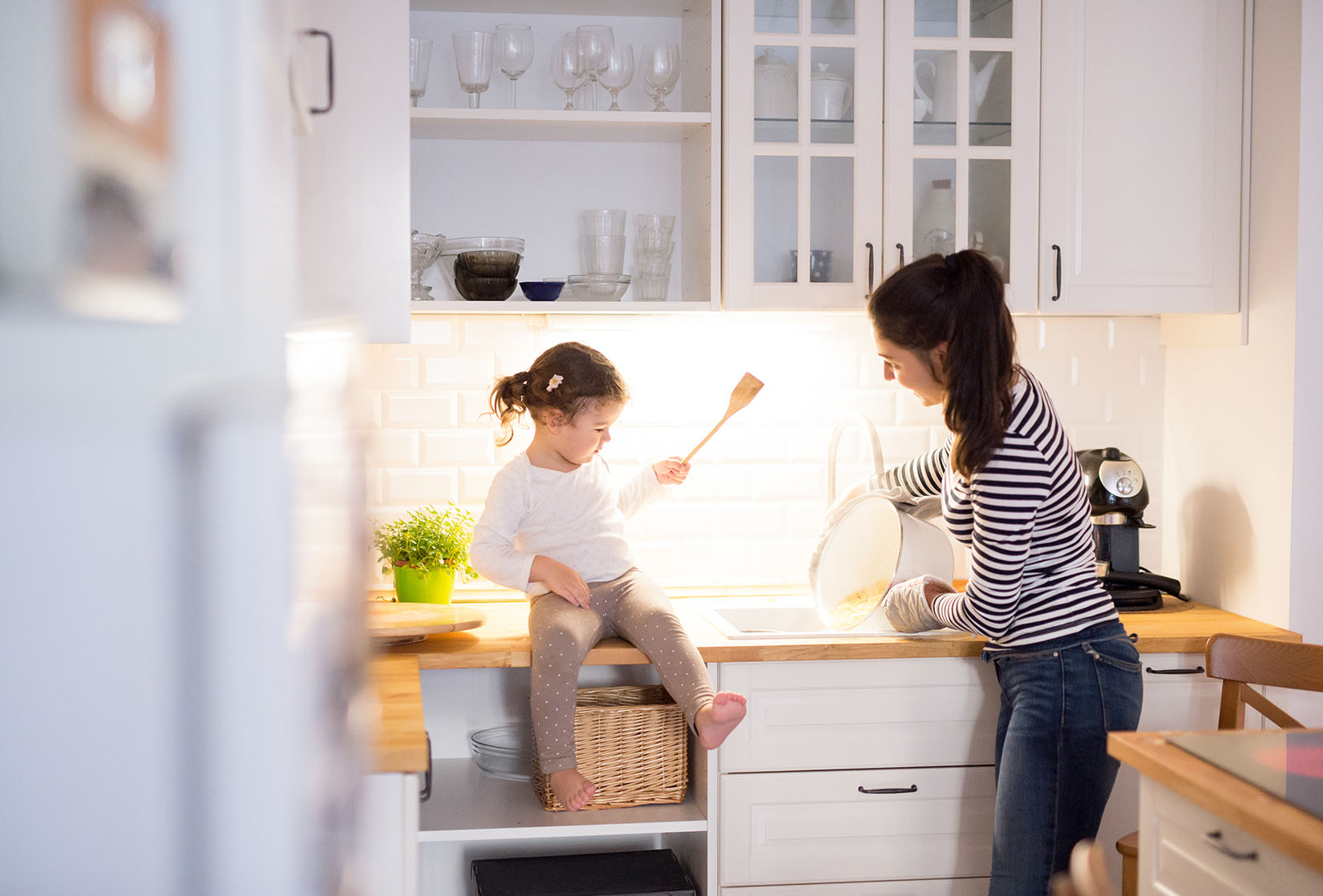 Spot Au Dessus Evier Cuisine 5 questions à se poser avant de rénover une cuisine - ma