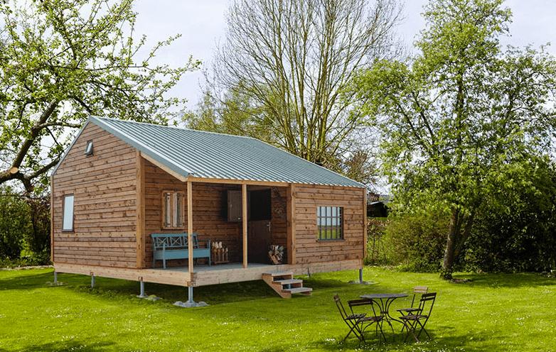 Maison de vacances en bois - Guide Ma Construction et Rénovation